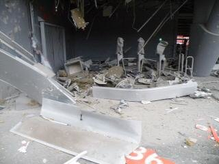 В результате обстрела  «Донбасс Арене»  нанесены серьезные повреждения (ФОТО), фото-3
