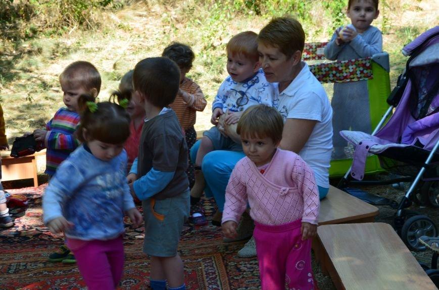 В Мариуполе Юрий Хотлубей и батальон «Днепр-1» навестили маленьких беженцев из Донецка (ФОТО), фото-2