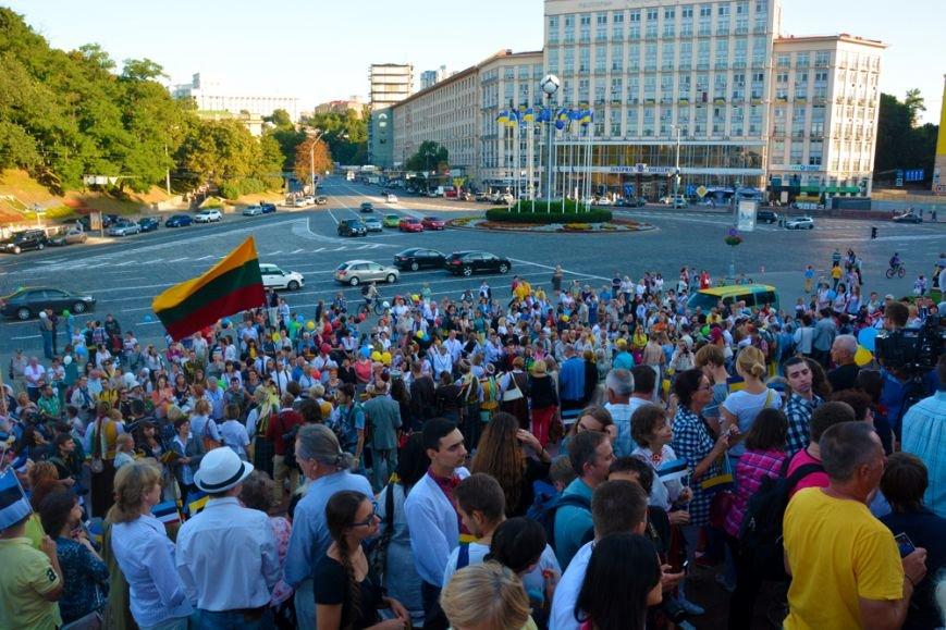 Прибалты выразили свою солидарность с украинцами (ФОТО), фото-4