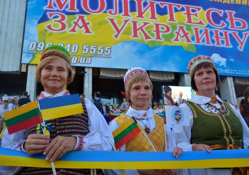 Прибалты выразили свою солидарность с украинцами (ФОТО), фото-3