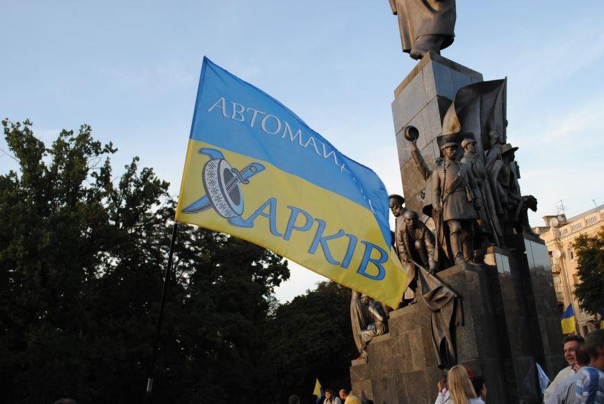 В Харькове вместо парада вышиванок состоялась очередная акция евромайдановцев, фото-5