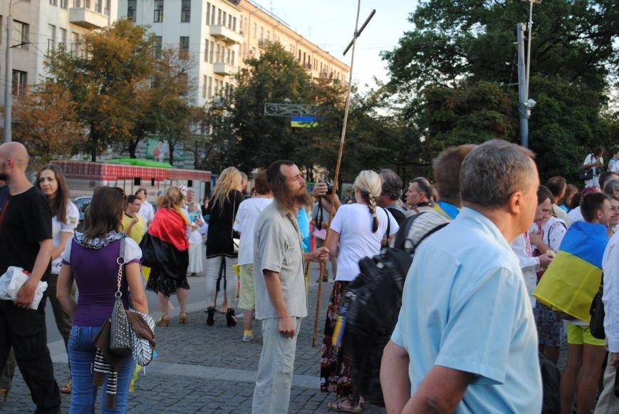 В Харькове вместо парада вышиванок состоялась очередная акция евромайдановцев, фото-13