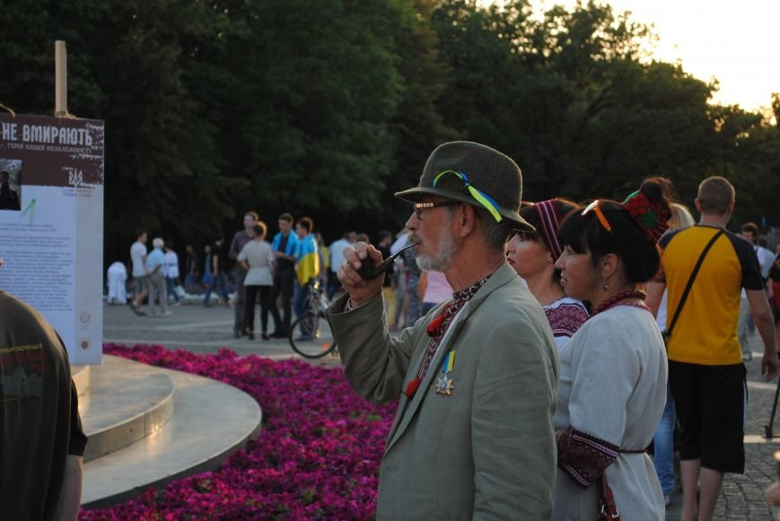 В Харькове вместо парада вышиванок состоялась очередная акция евромайдановцев, фото-6