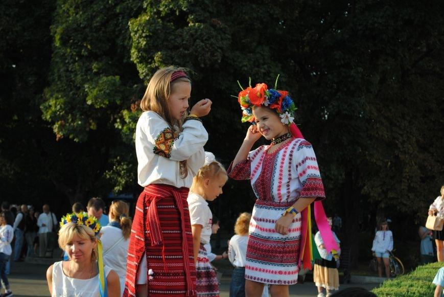 В Харькове вместо парада вышиванок состоялась очередная акция евромайдановцев, фото-15