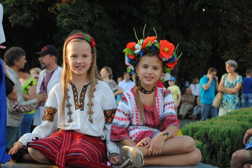 В Харькове вместо парада вышиванок состоялась очередная акция евромайдановцев, фото-3