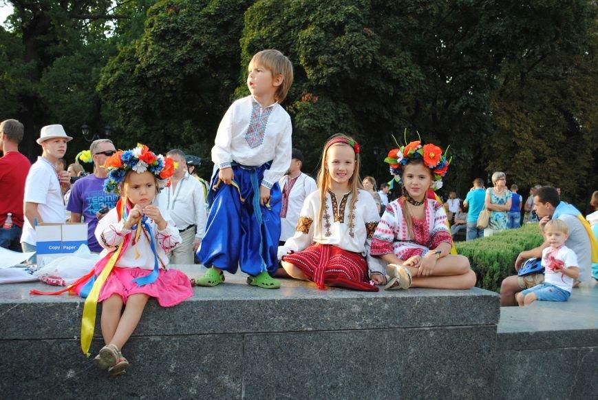 В Харькове вместо парада вышиванок состоялась очередная акция евромайдановцев, фото-2