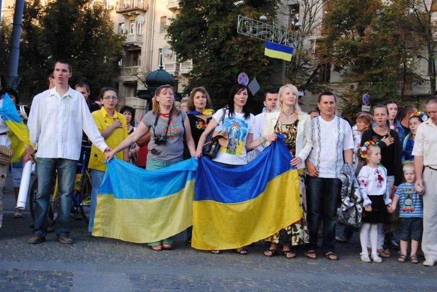 В Харькове вместо парада вышиванок состоялась очередная акция евромайдановцев, фото-10