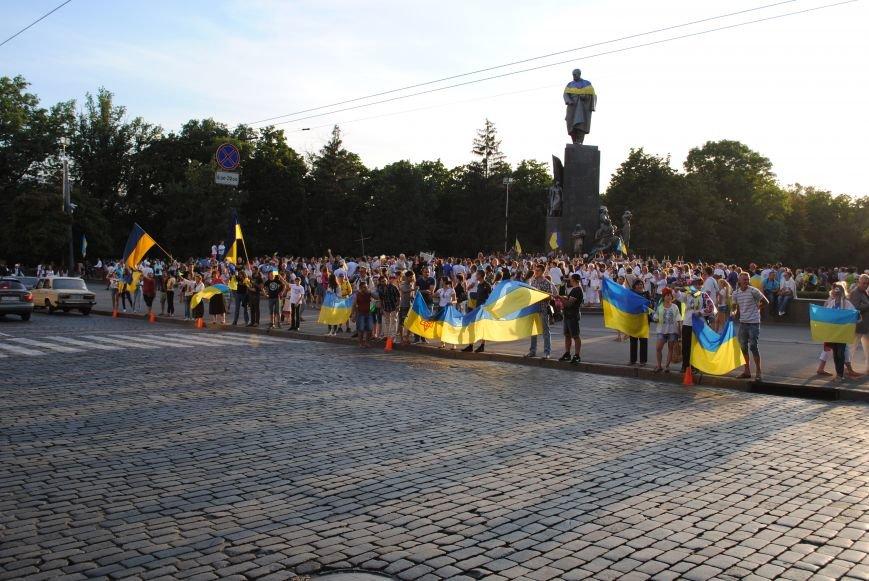 В Харькове вместо парада вышиванок состоялась очередная акция евромайдановцев, фото-18
