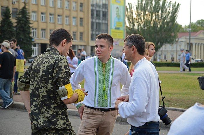 Ко Дню Независимости Николаев оделся во флаги, горожане - в вышиванки (ФОТОРЕПОРТАЖ), фото-11