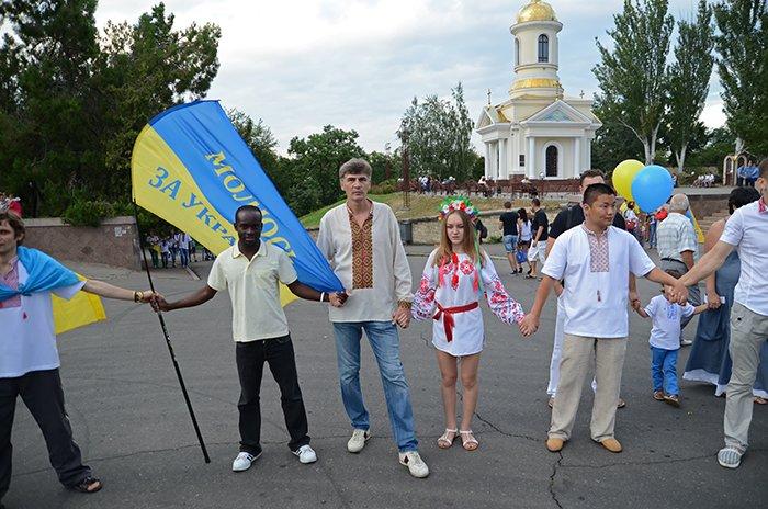 Ко Дню Независимости Николаев оделся во флаги, горожане - в вышиванки (ФОТОРЕПОРТАЖ), фото-17