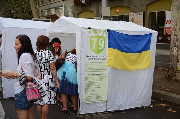 Ко Дню Независимости Николаев оделся во флаги, горожане - в вышиванки (ФОТОРЕПОРТАЖ), фото-6