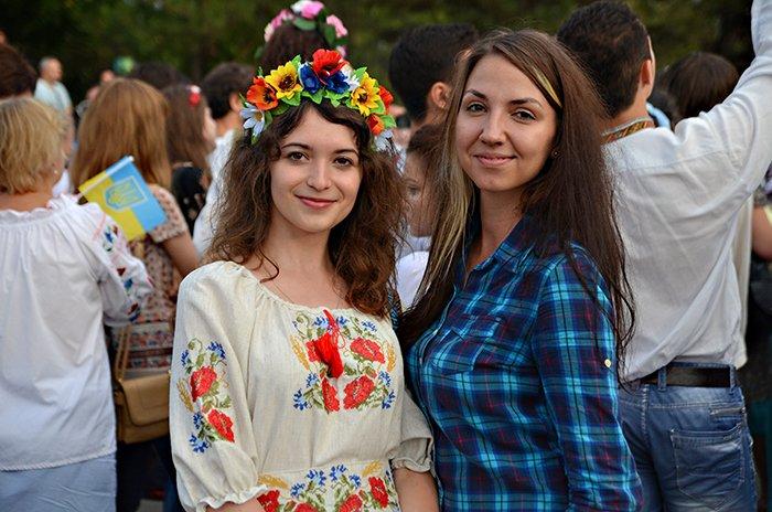 Ко Дню Независимости Николаев оделся во флаги, горожане - в вышиванки (ФОТОРЕПОРТАЖ), фото-12