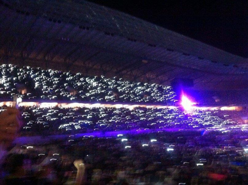 e36d8070d9dcff2c9342cb6fd5c2e2e2 40 тыс. украинцев исполнили гимн на концерте  во Львове (видео)