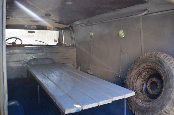 Харьковские сотрудники ГАИ усовершенствовали автомобиль для бойцов «АТО», фото-2