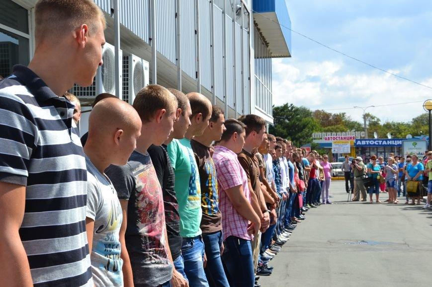 Крымская молодежь отправилась из Симферополя в Москву учиться на пожарных (ФОТО), фото-3