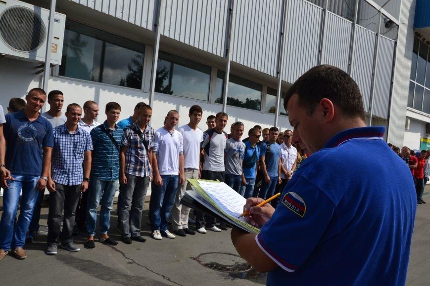 Крымская молодежь отправилась из Симферополя в Москву учиться на пожарных (ФОТО), фото-2