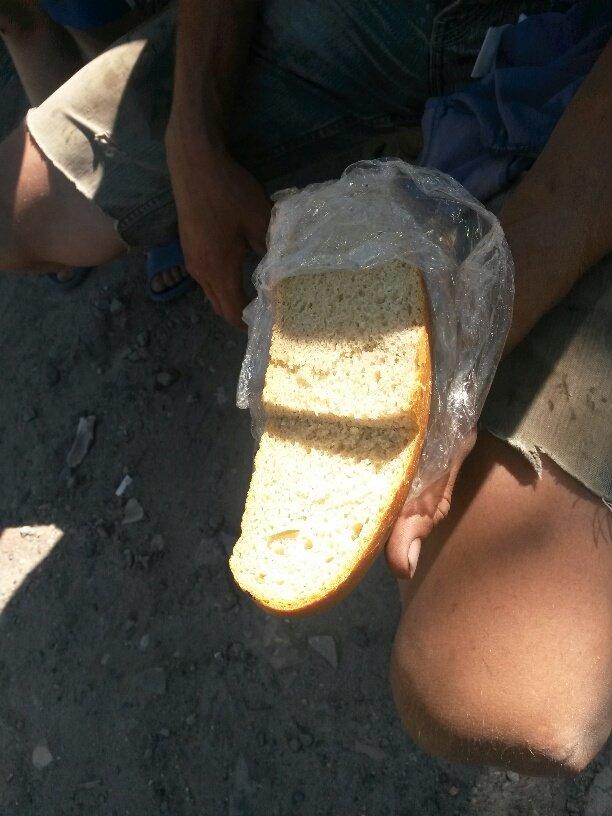 В Мариуполе продавался хлеб с кусочками резины (ФОТО), фото-2