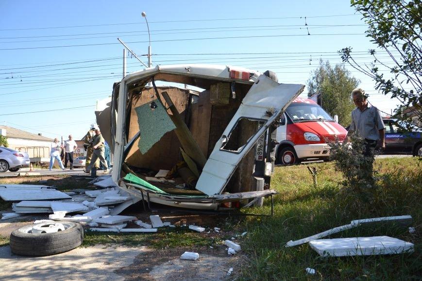 В тройном ДТП под Симферополем травмировались 5 человек (ФОТО), фото-2