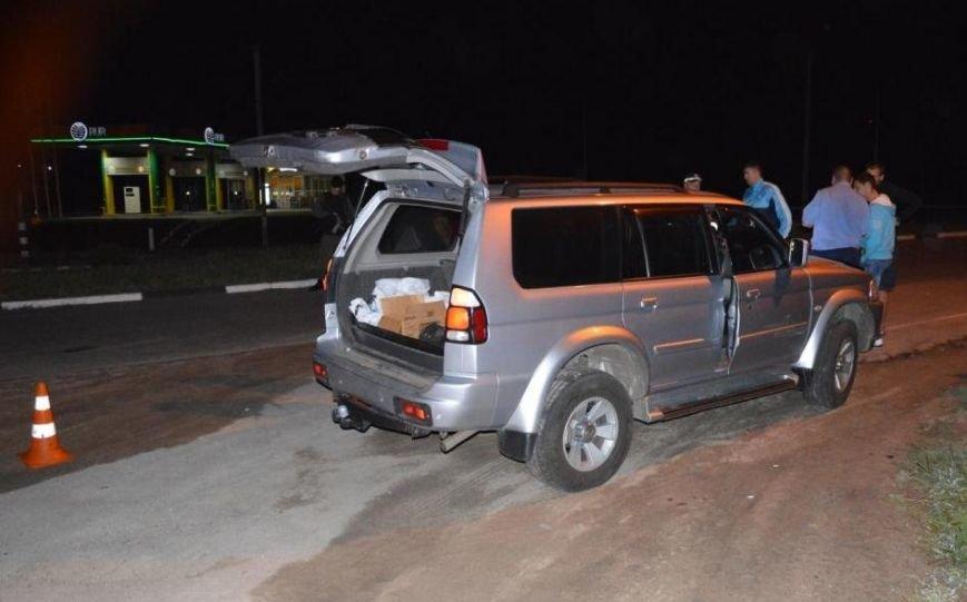 В области остановили автомобиль, в котором перевозили оружие (фото), фото-3