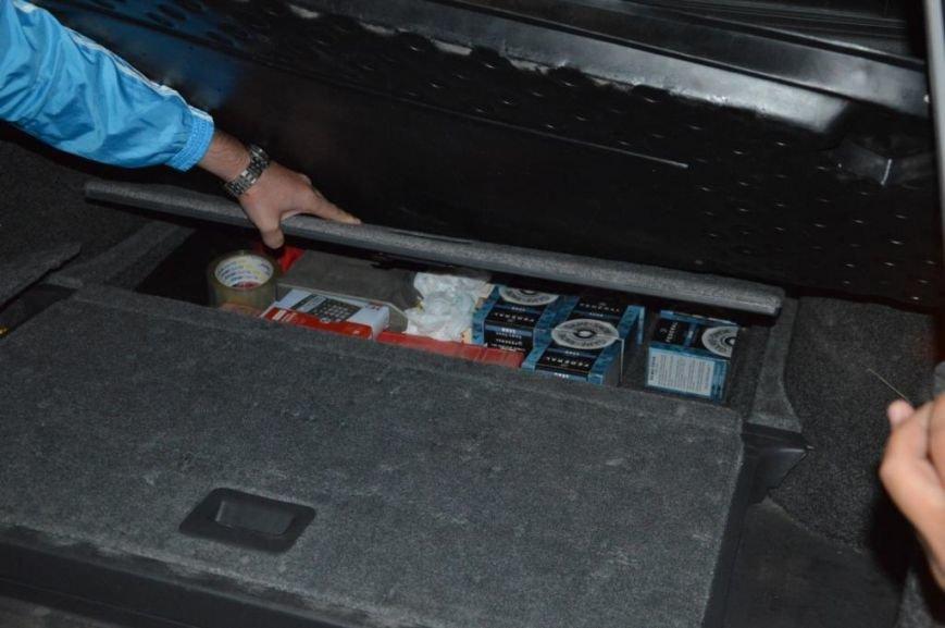 В области остановили автомобиль, в котором перевозили оружие (фото), фото-4