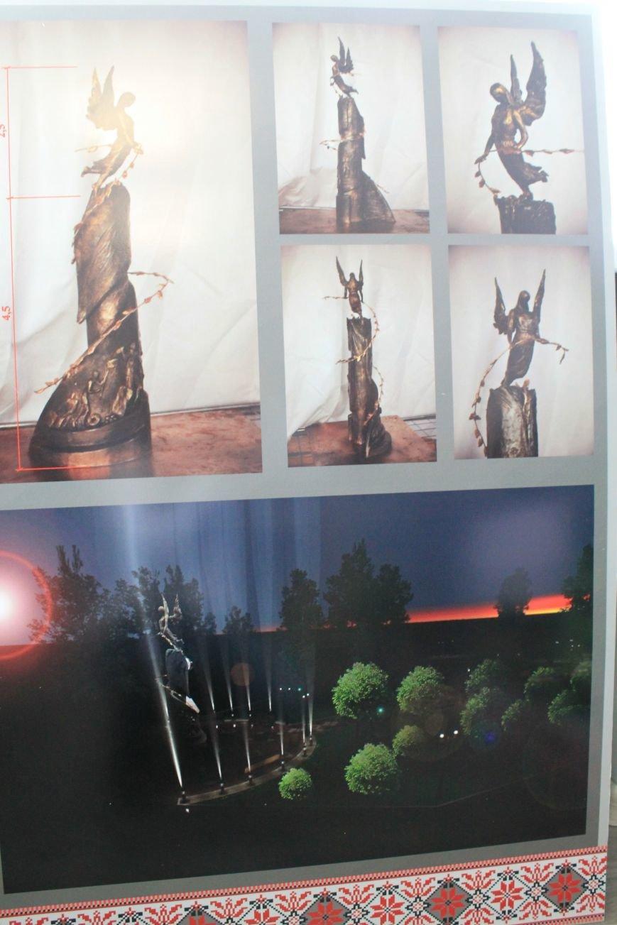 В Сумах завершился конкурс идей на памятник Небесной Сотне (ФОТО), фото-4