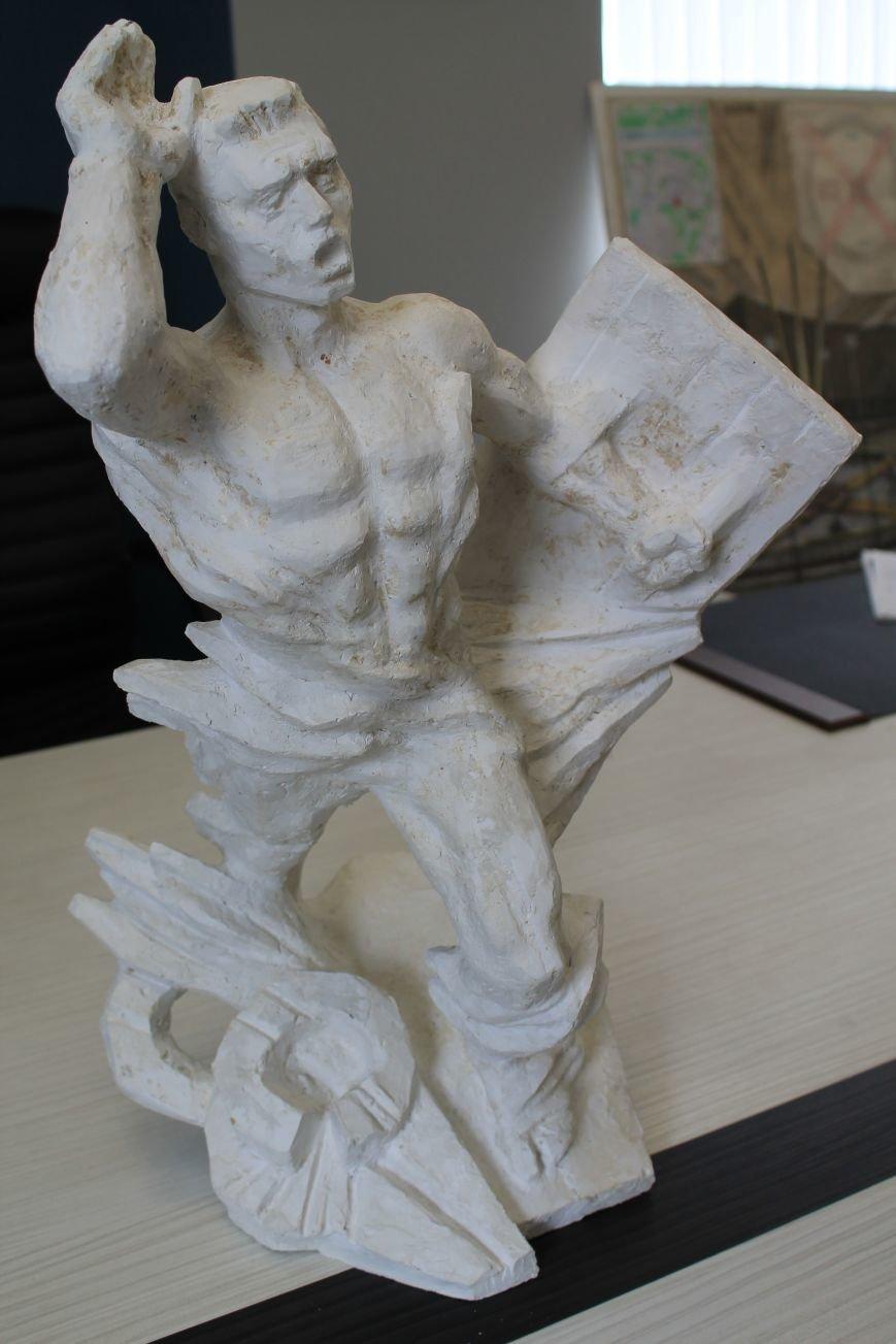 В Сумах завершился конкурс идей на памятник Небесной Сотне (ФОТО), фото-11