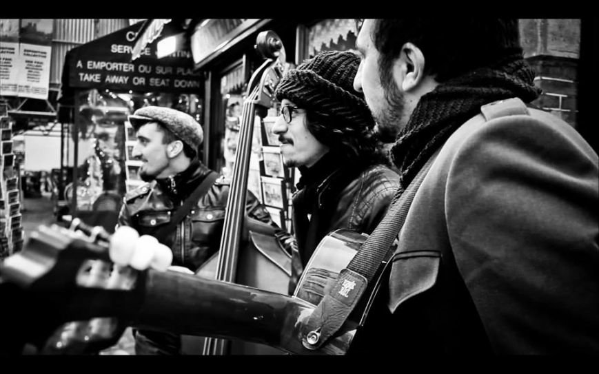 Alex Renart Trio