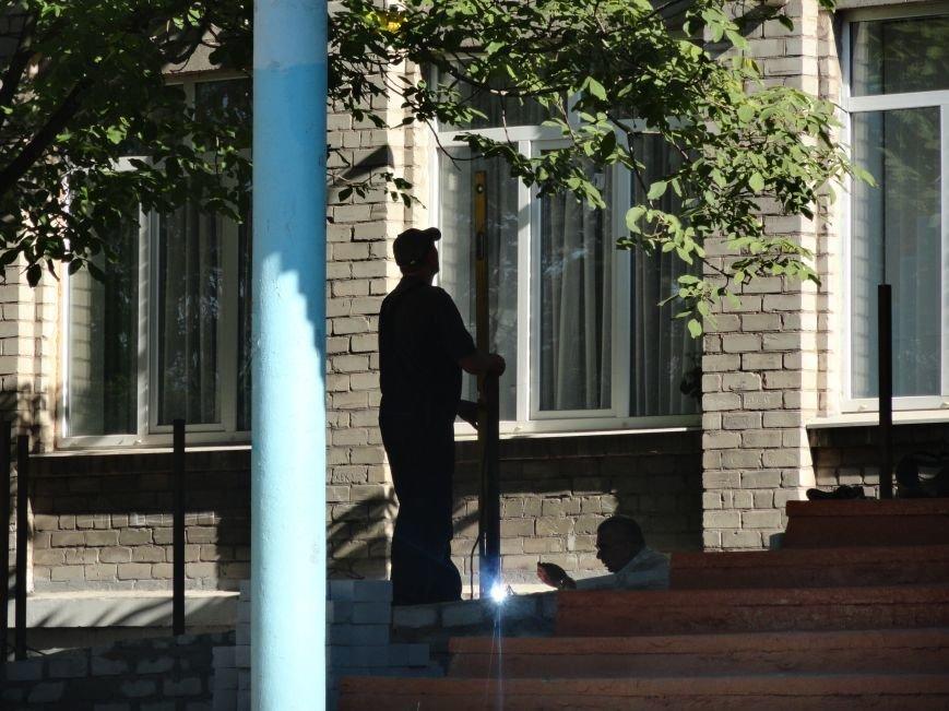 Некоторые мариупольские школы готовятся к открытию в евростандарте (ФОТО), фото-2