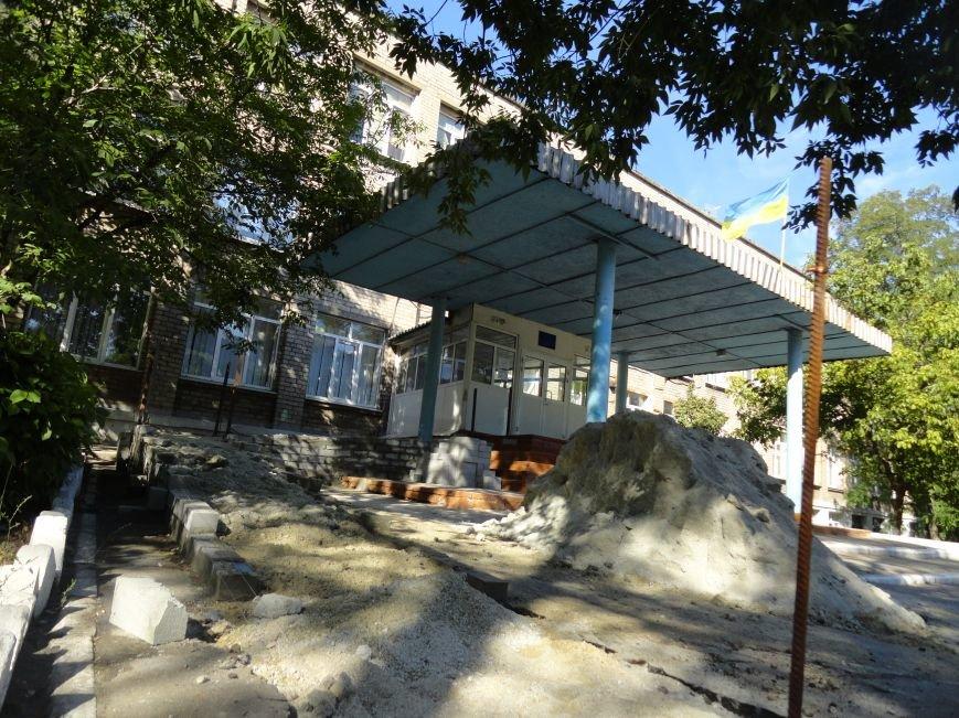 Некоторые мариупольские школы готовятся к открытию в евростандарте (ФОТО), фото-5