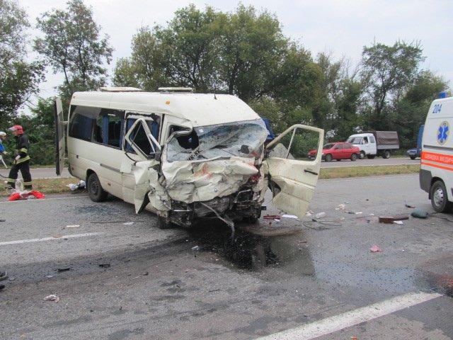 Смертельное ДТП на трассе Киев-Одесса: среди погибших двое детей (ФОТО), фото-1