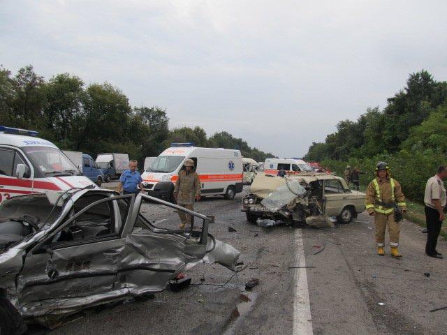 Смертельное ДТП на трассе Киев-Одесса: среди погибших двое детей (ФОТО), фото-3