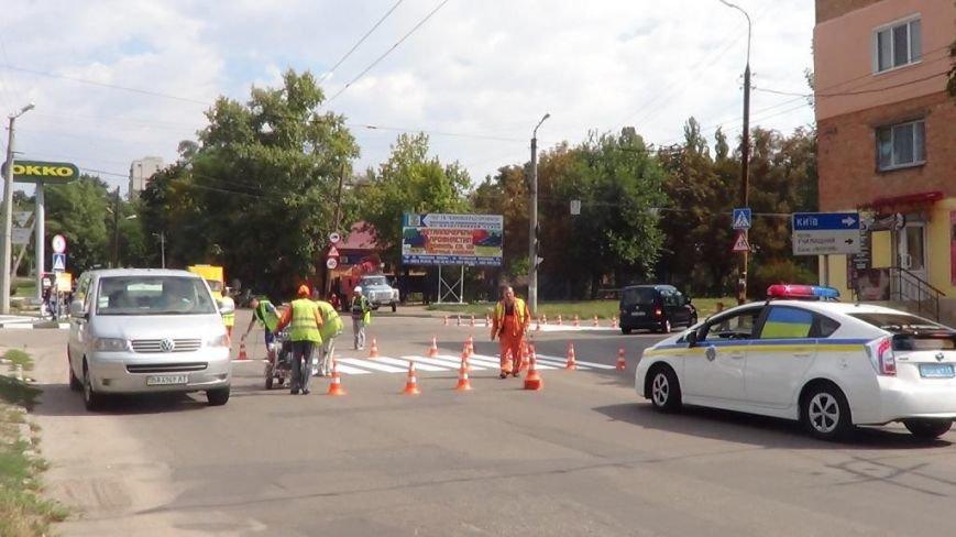 На Кіровоградщині тривають профілактичні заходи «Увага! Діти – на дорозі!», фото-1