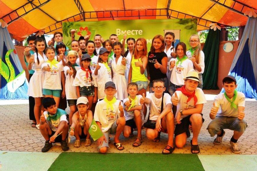 Енакиевским детям продлили пребывание в летних лагерях, фото-4