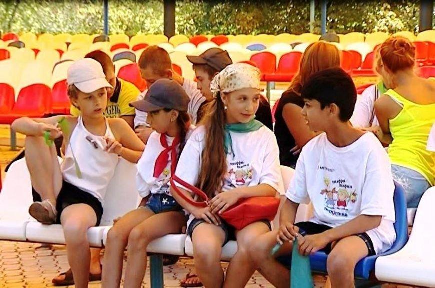 Енакиевским детям продлили пребывание в летних лагерях, фото-5