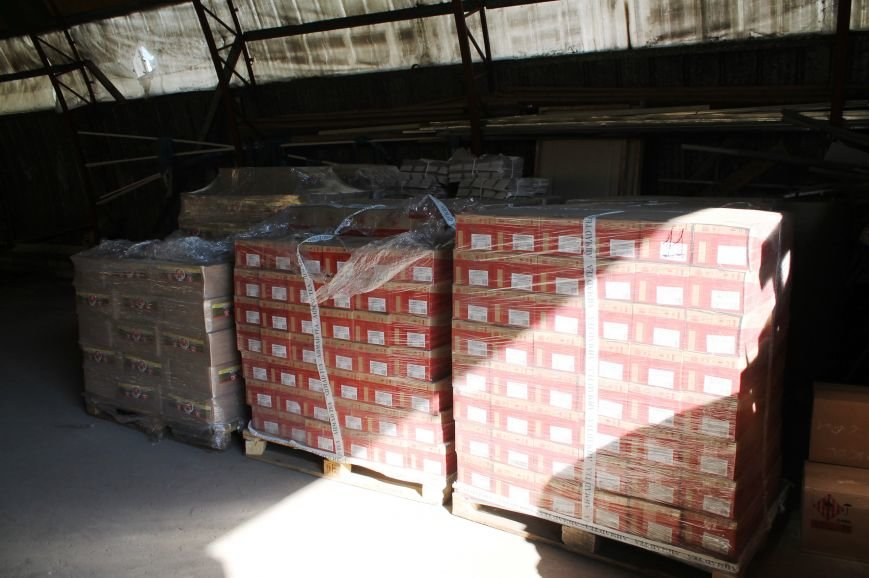 В Артемовск прибыли фуры с гуманитарным грузом, фото-6