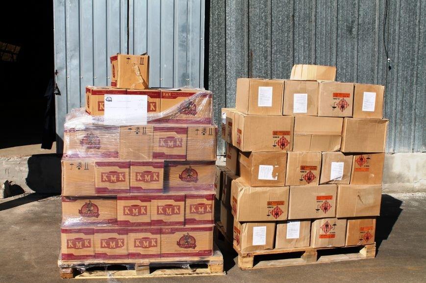 В Артемовск прибыли фуры с гуманитарным грузом, фото-4