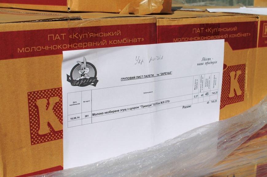 В Артемовск прибыли фуры с гуманитарным грузом, фото-5