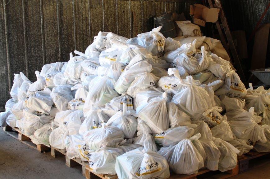 В Артемовск прибыли фуры с гуманитарным грузом, фото-7