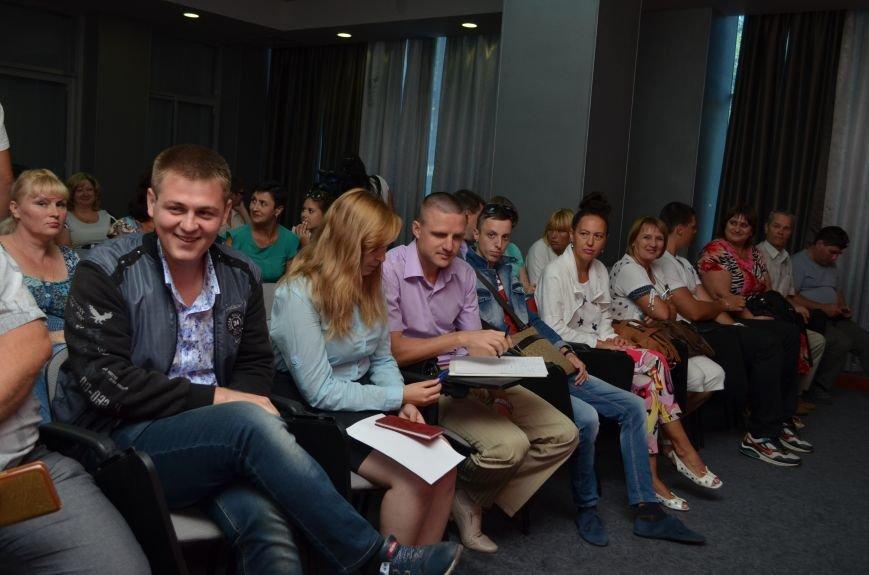 Крымским первокурсникам в Тюмени пообещали 10 тыс.руб. стипендии и места в общежитии (ФОТО), фото-7