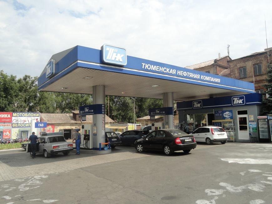 Ажиотажа на заправках в Мариуполе нет, фото-4
