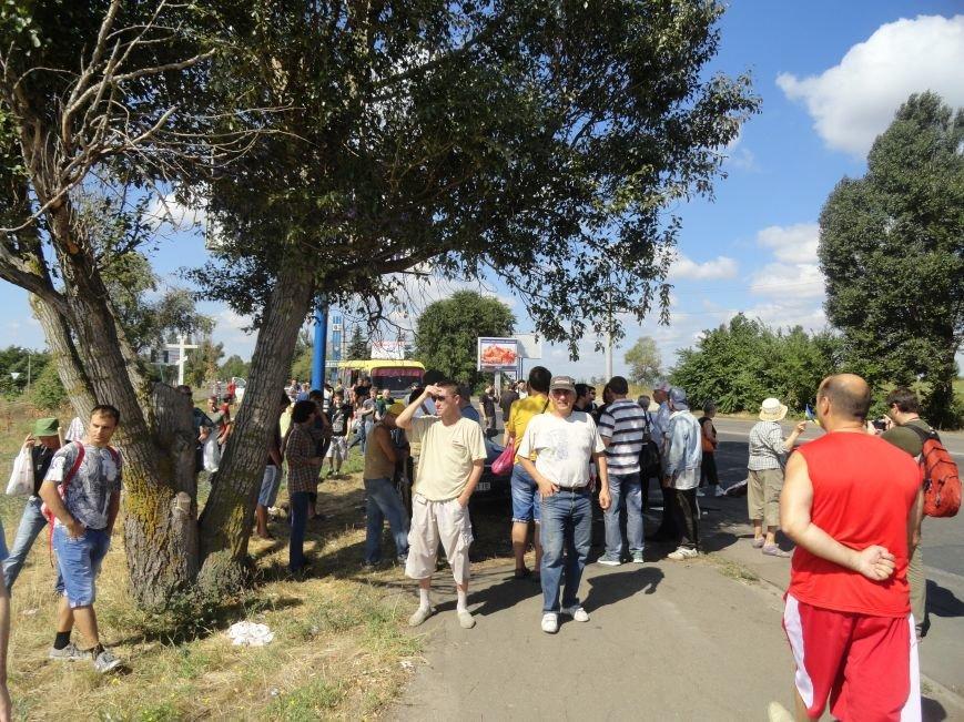 Мариупольцы роют окопы, чтобы в город не вошли российские военные (ФОТО), фото-4