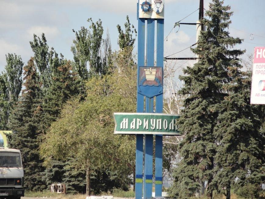 Мариупольцы роют окопы, чтобы в город не вошли российские военные (ФОТО), фото-5