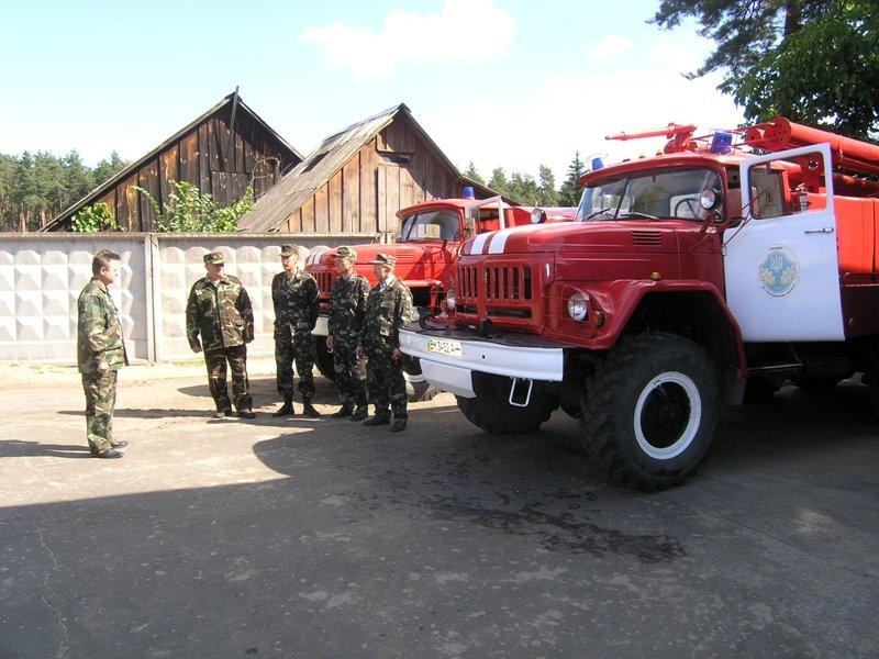 Сумська область: рятувальники перевірили забезпечення пожежної безпеки лісів (ФОТО), фото-9