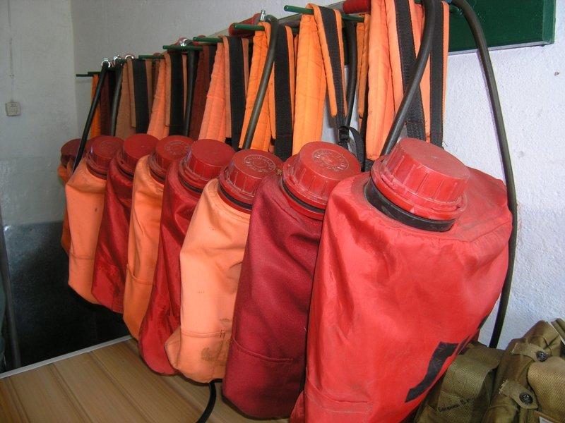 Сумська область: рятувальники перевірили забезпечення пожежної безпеки лісів (ФОТО), фото-12