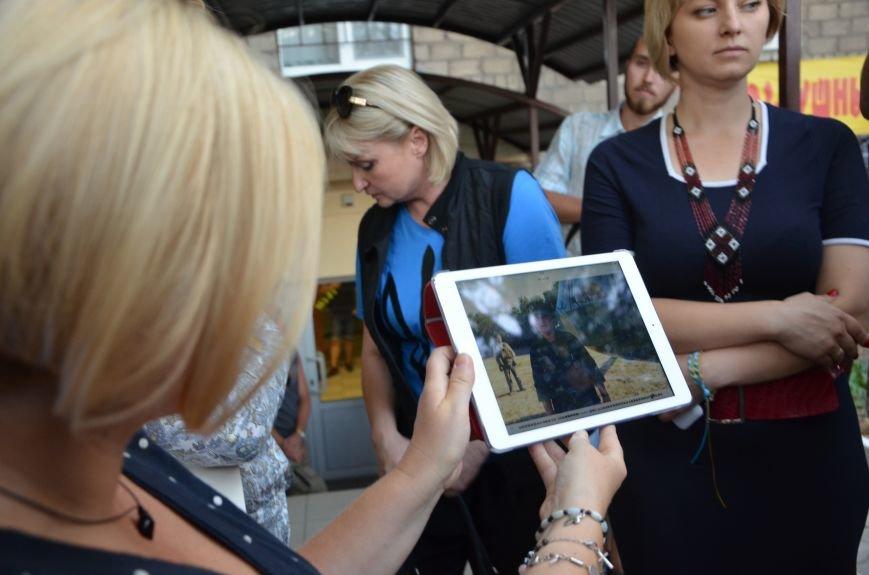 В Мариуполь прибыла уполномоченный президента Украины по мирному урегулированию конфликта на Востоке Ирина Геращенко (ФОТО), фото-5