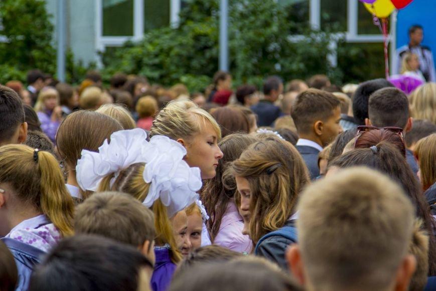 Как прошло 1 сентября: школьный фотоотчет, фото-4