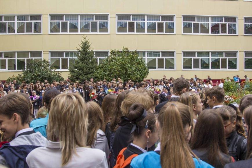 Как прошло 1 сентября: школьный фотоотчет, фото-14