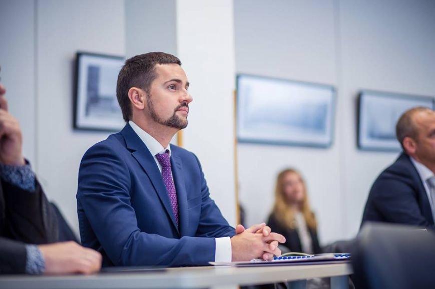 Олексій Яницький під час навчання в kmbs