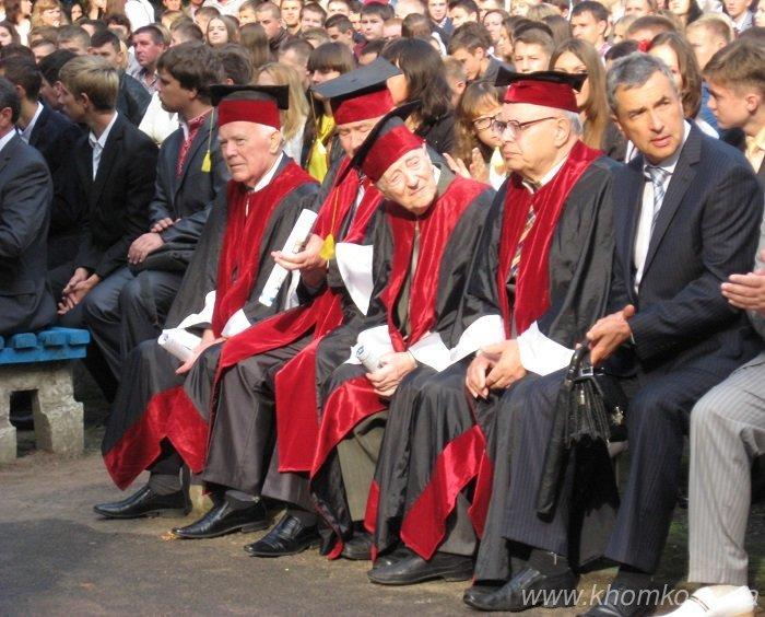 У неділю в НУВГП відбулася посвята першокурсників у студенти (Фото), фото-5