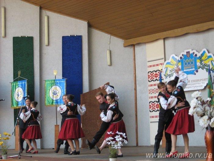 У неділю в НУВГП відбулася посвята першокурсників у студенти (Фото), фото-13
